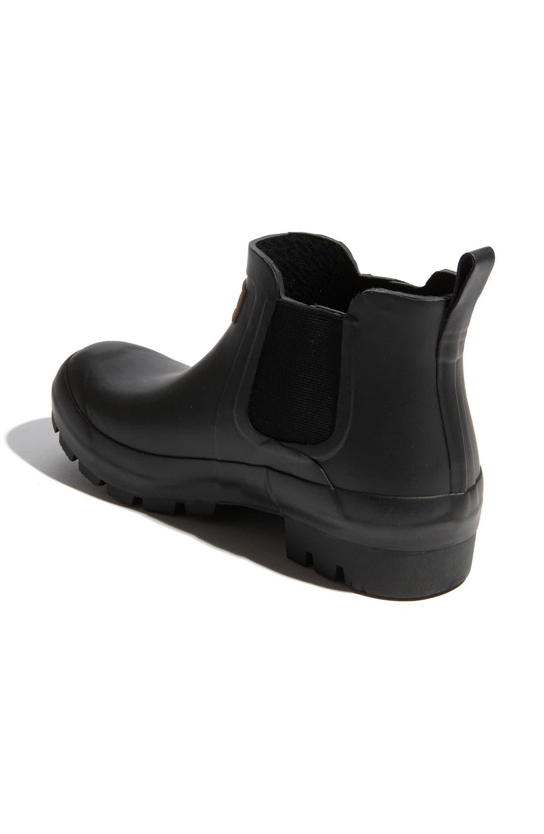 Alternate Image 2  - Hunter 'Andrew' Rain Boot (Men) (Online Only)