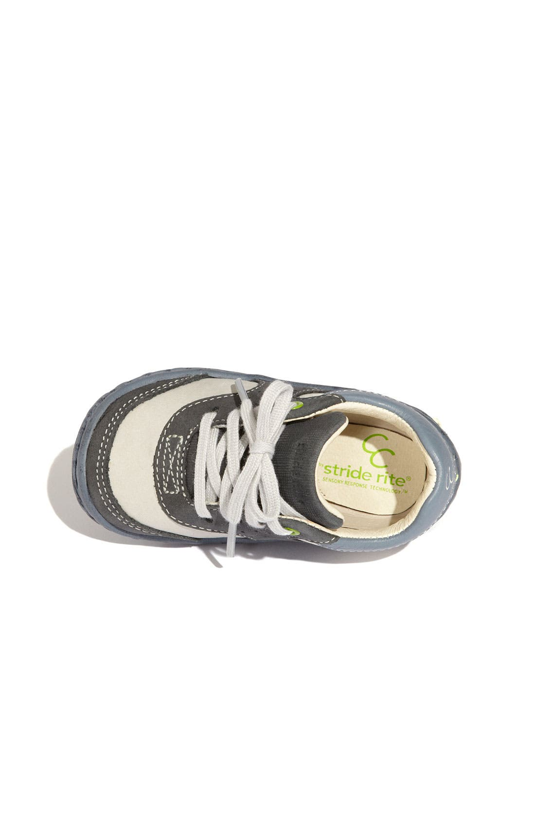 Alternate Image 3  - Stride Rite 'Charles' Sneaker (Baby, Walker & Toddler)