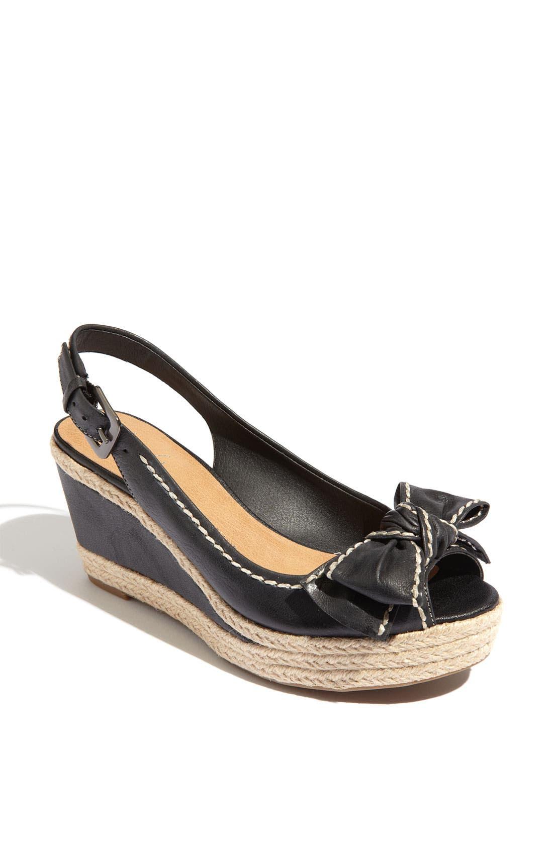 Main Image - Franco Sarto 'Olympia' Espadrille Sandal