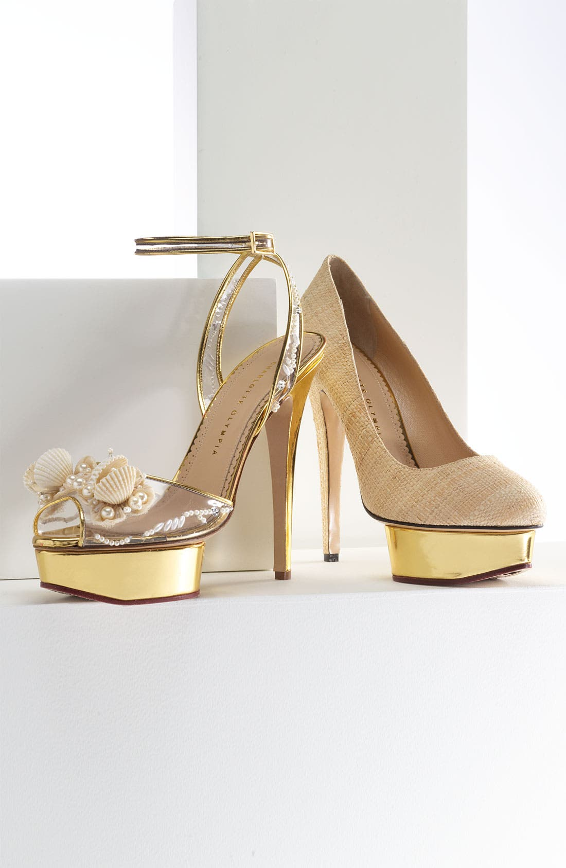 Alternate Image 5  - Charlotte Olympia 'Sea Shells' Sandal