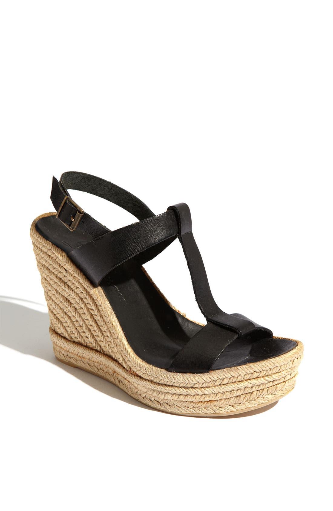 Alternate Image 1 Selected - Delman 'Trish' Sandal (Online Only)