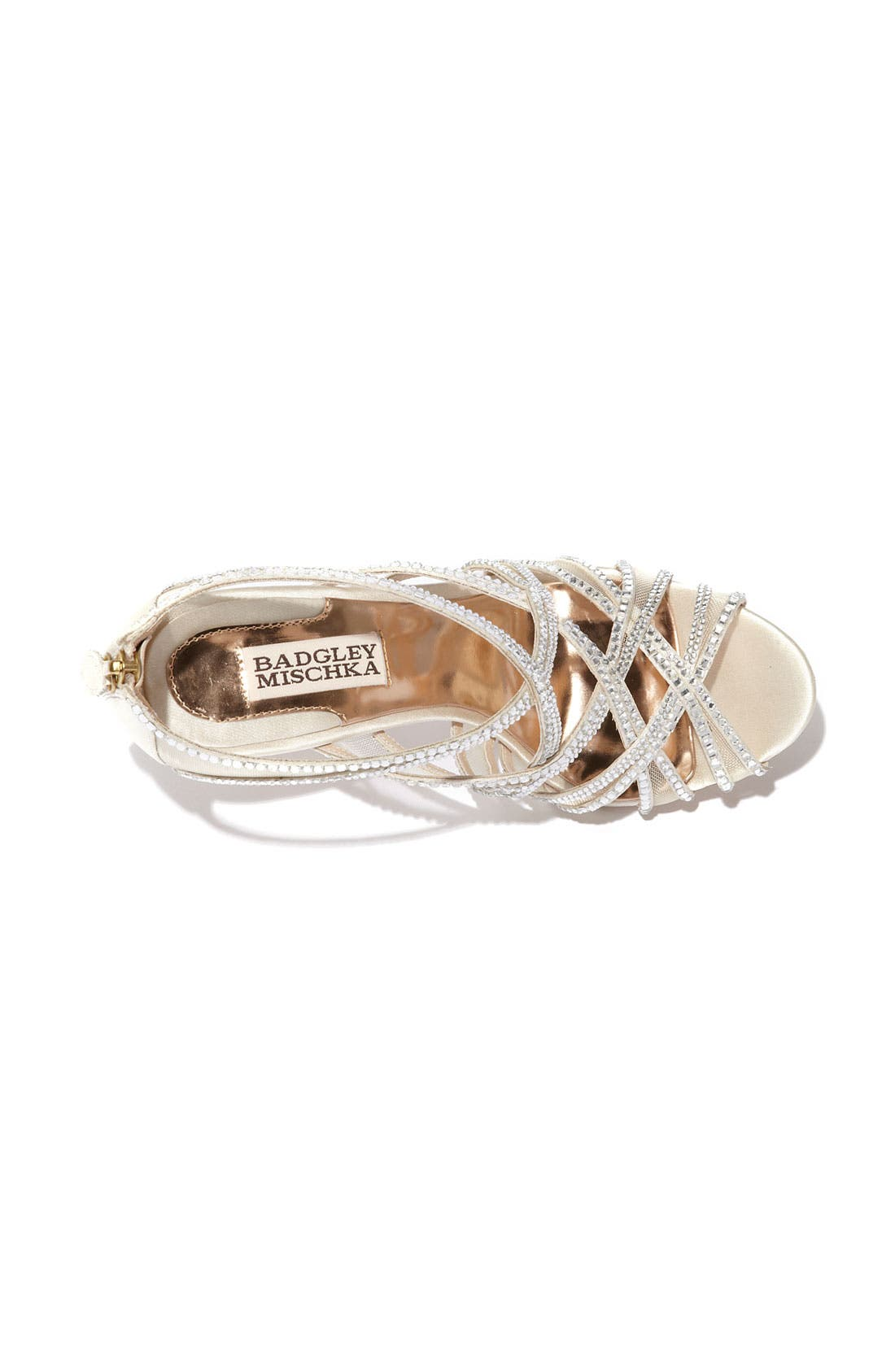 Alternate Image 3  - Badgley Mischka 'Gloria' Sandal