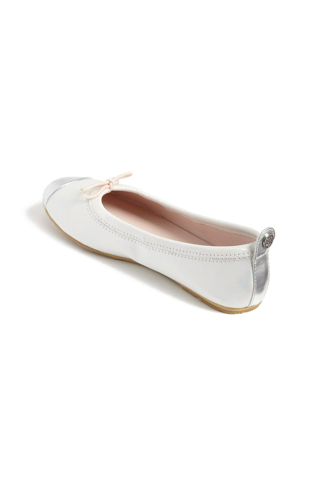 Alternate Image 2  - Stuart Weitzman 'Chippy' Flat (Toddler, Little Kid & Big Kid)