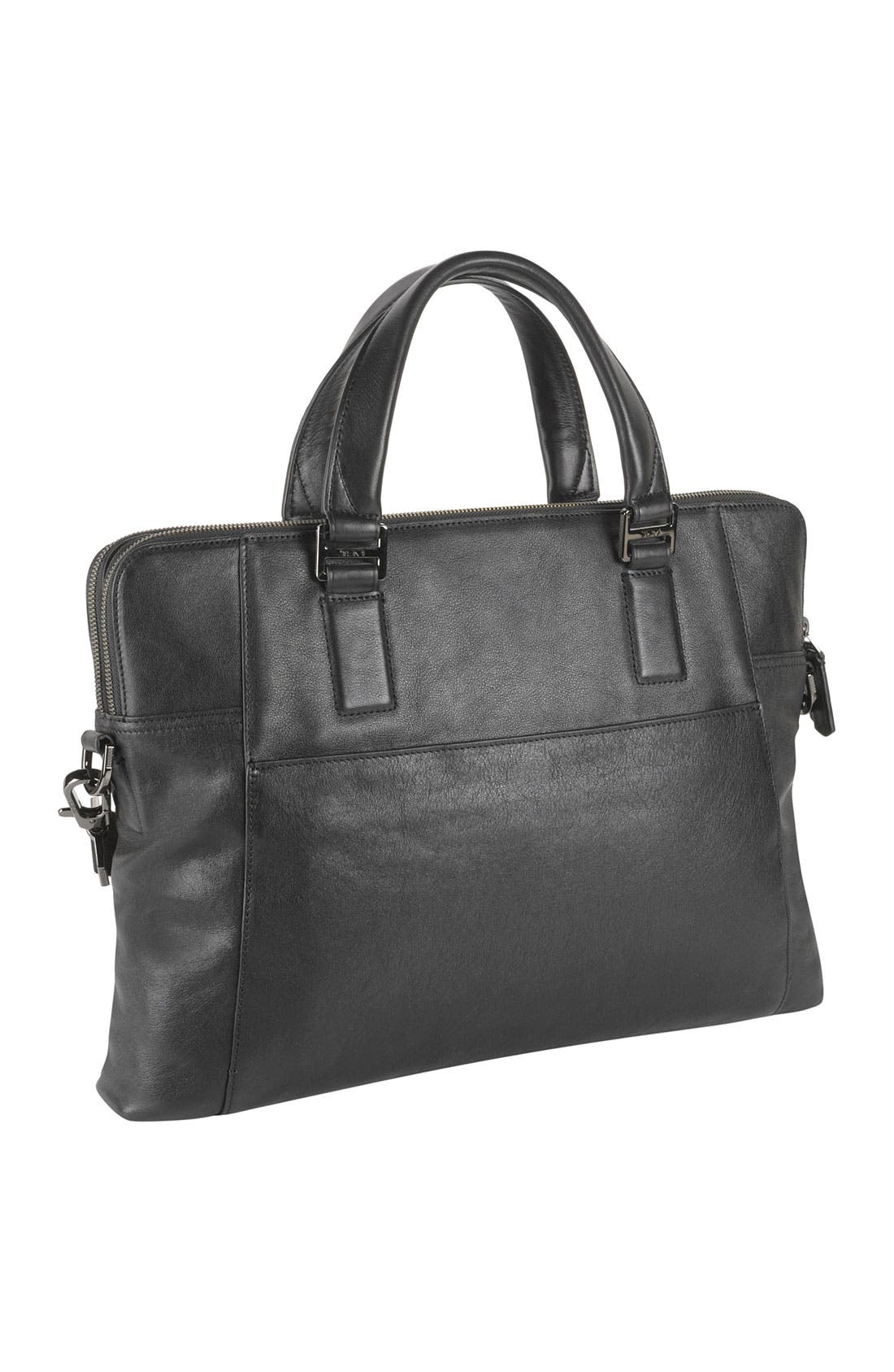 Alternate Image 2  - Tumi 'Beacon Hill - Branch' Slim Laptop Briefcase (16 Inch)