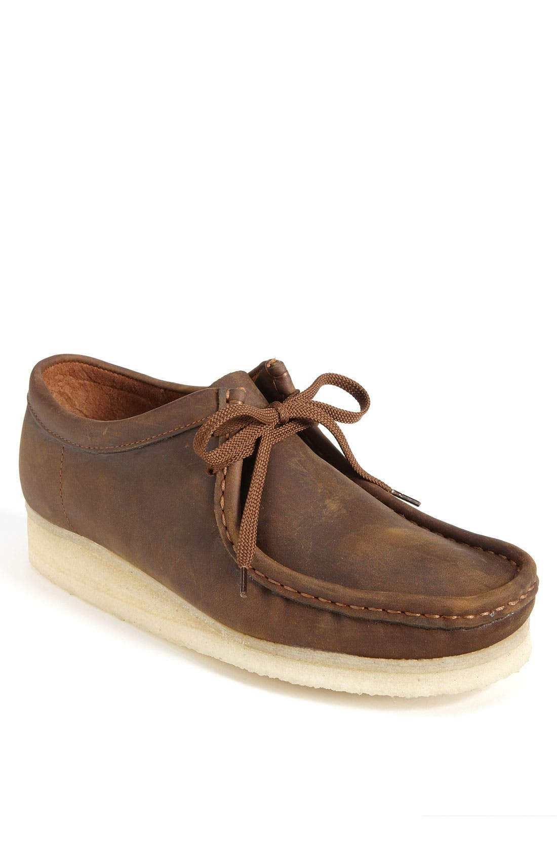 Alternate Image 1 Selected - Clarks® Originals 'Wallabee' Moc Toe Derby (Online Only)   (Men)
