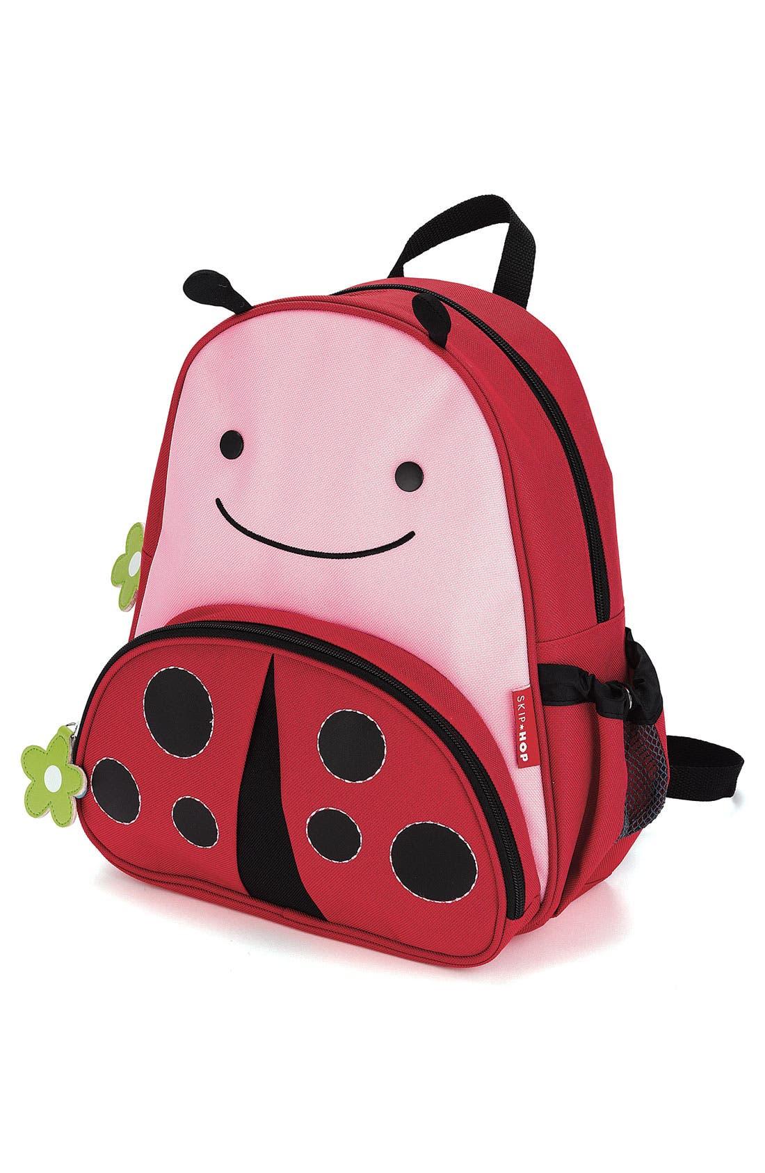 Alternate Image 2  - Skip Hop Zoo Pack Backpack (Kids)