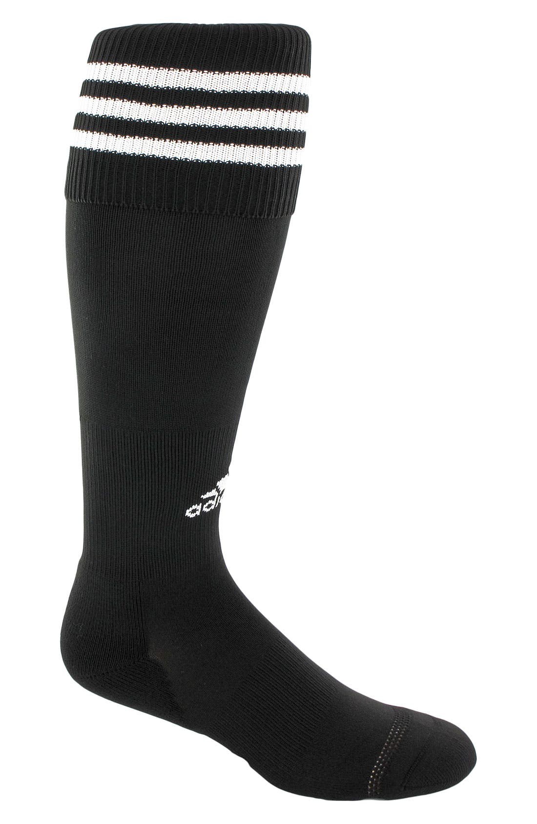 Alternate Image 1 Selected - adidas 'Copa Zone' Soccer Socks (Little Boys & Big Boys)