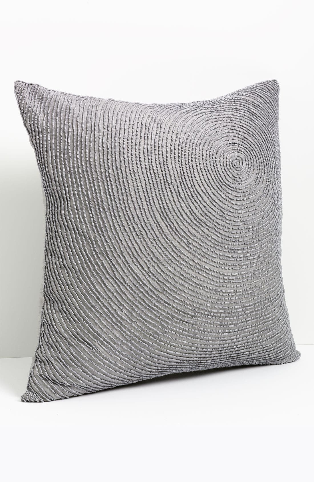 Alternate Image 1 Selected - Nordstrom at Home Circle Beaded Pillow