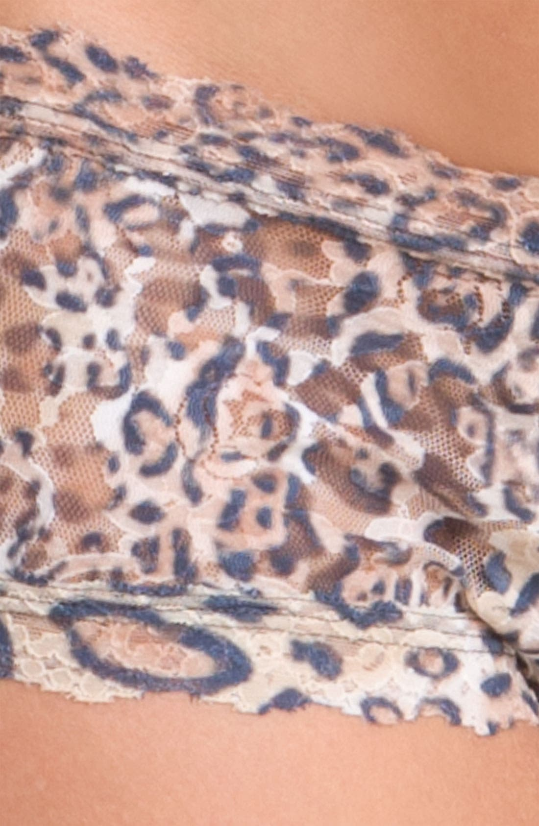 Alternate Image 3  - Hanky Panky 'Leopard' Boyshorts