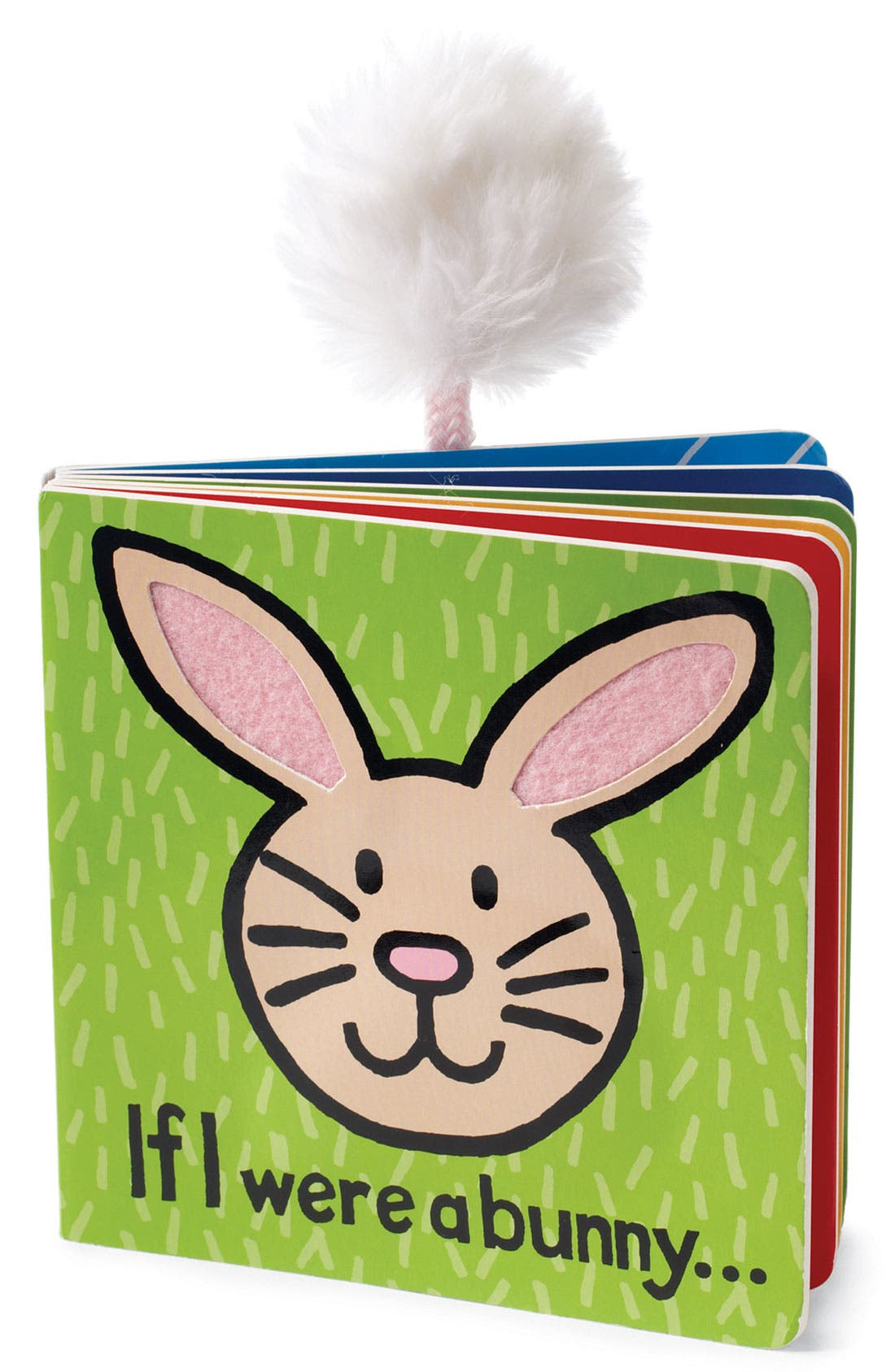 Alternate Image 1 Selected - 'If I Were a Bunny...' Book