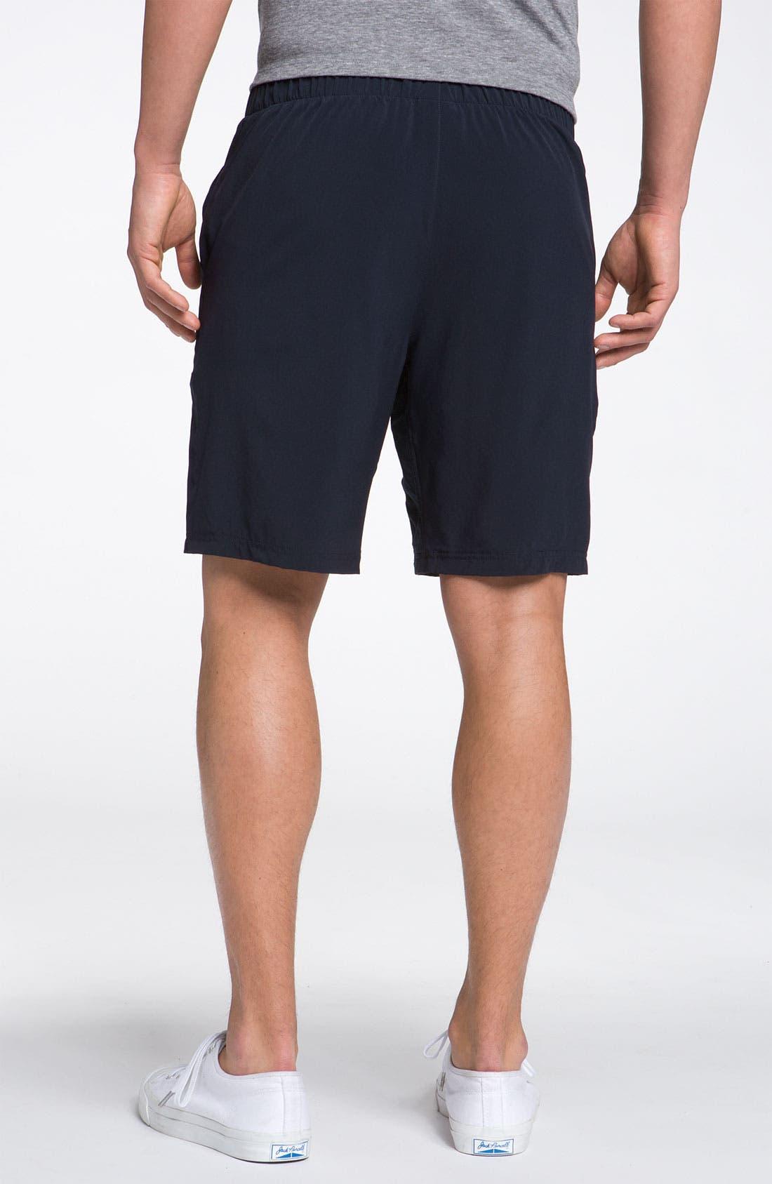 Alternate Image 2  - Lacoste Taffeta Tennis Shorts
