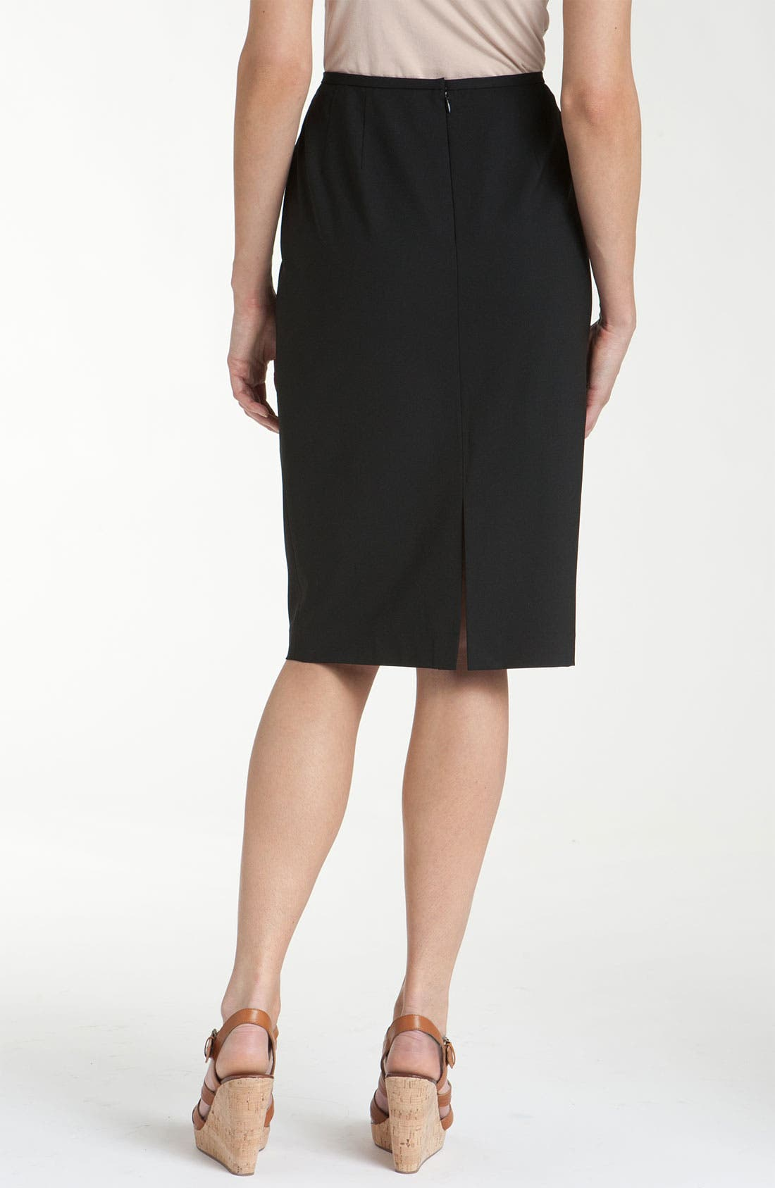 Alternate Image 3  - Lafayette 148 New York 'Maxine' Skirt