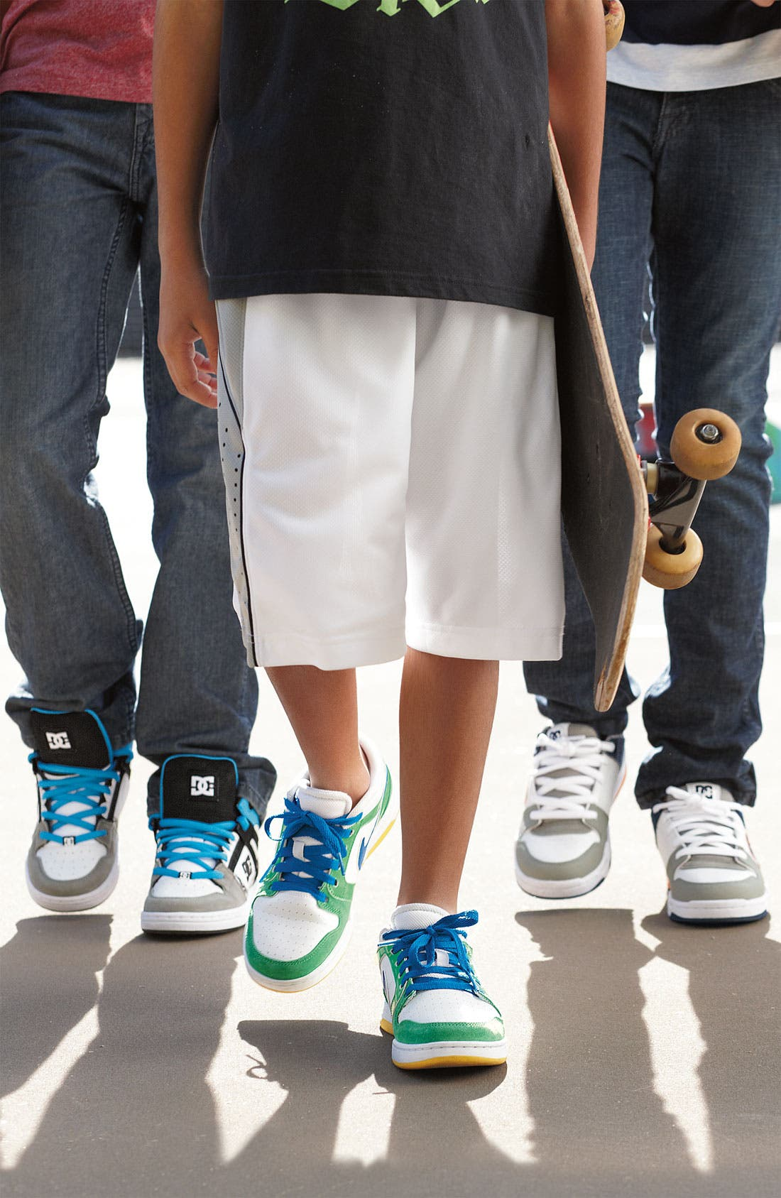 Alternate Image 5  - Nike 'Mogan 3' Sneaker (Toddler, Little Kid & Big Kid)