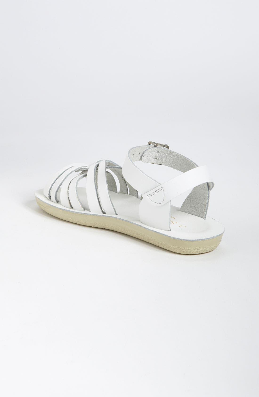 Strappy Sandal,                             Alternate thumbnail 2, color,                             White