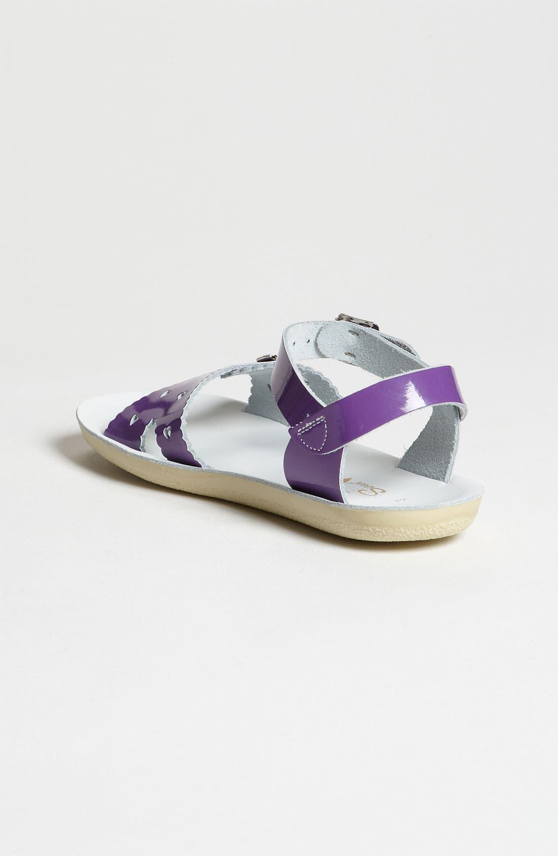 Alternate Image 2  - Salt Water Sandals by Hoy 'Sweetheart' Sandal (Walker, Toddler & Little Kid)