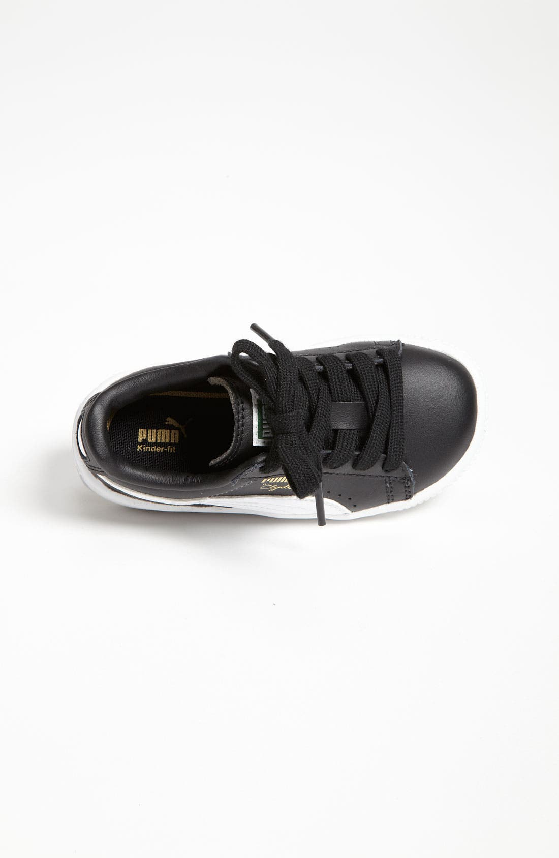 Alternate Image 3  - PUMA 'Clyde' Sneaker (Baby, Walker & Toddler)