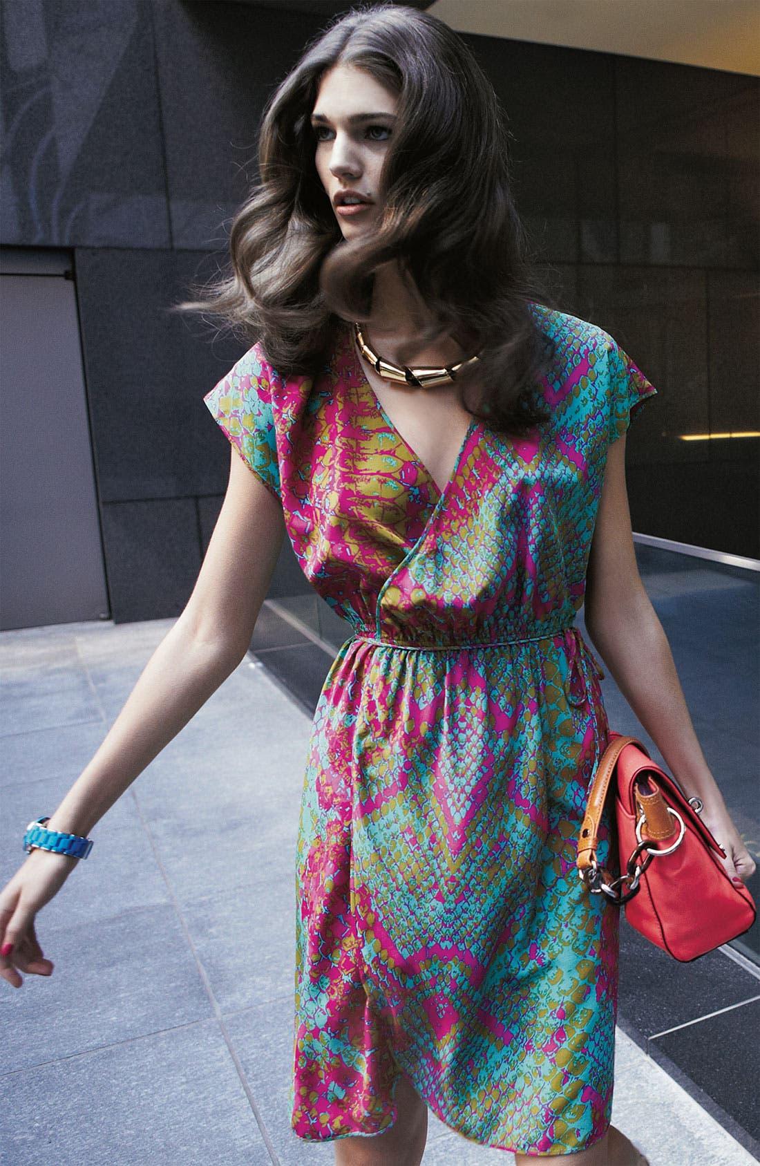 Main Image - Presley Skye Dress & Accessories