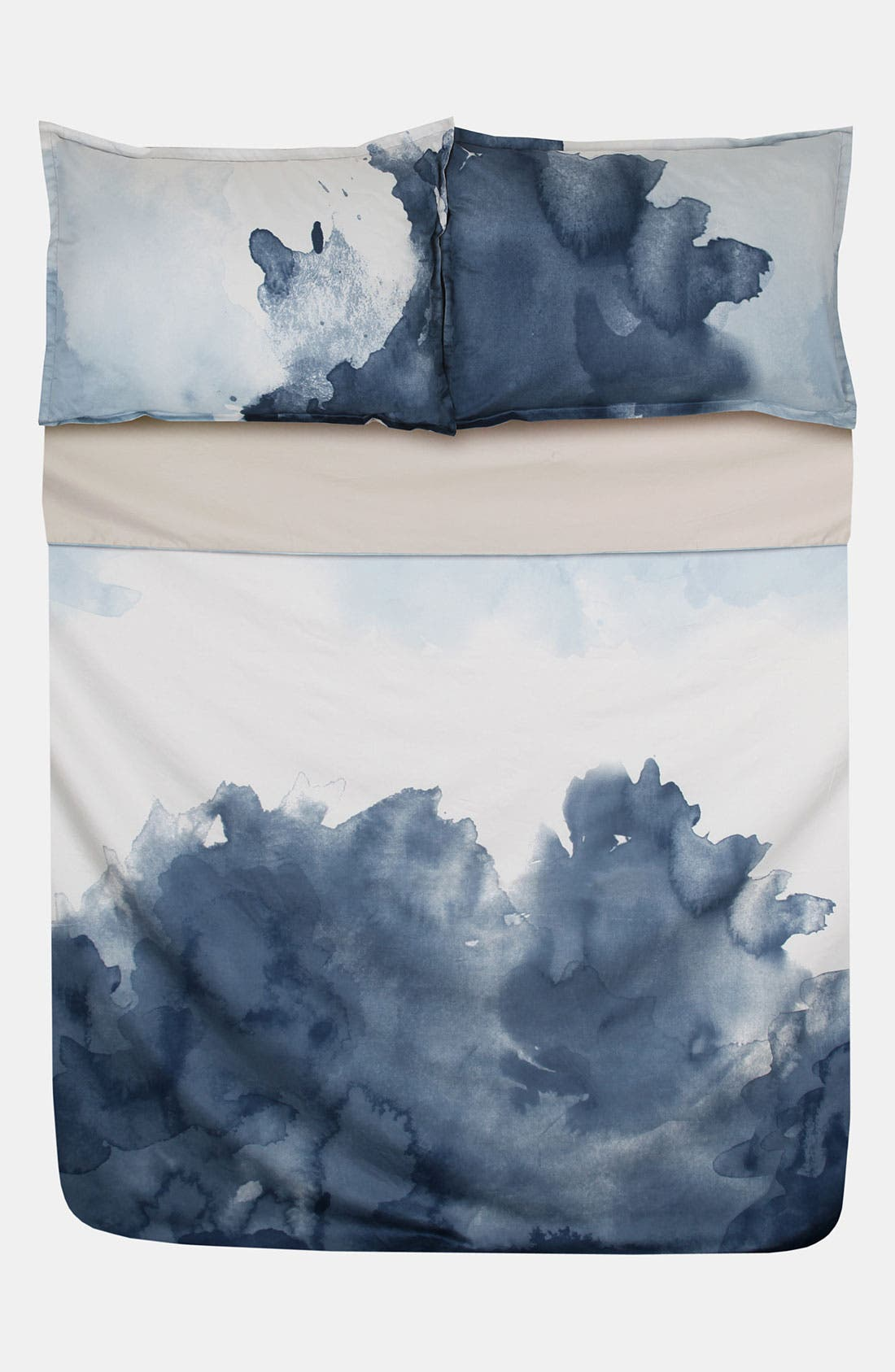 Alternate Image 1 Selected - Blissliving Home 'Pacific' 300 Thread Count Duvet Set (Online Only)