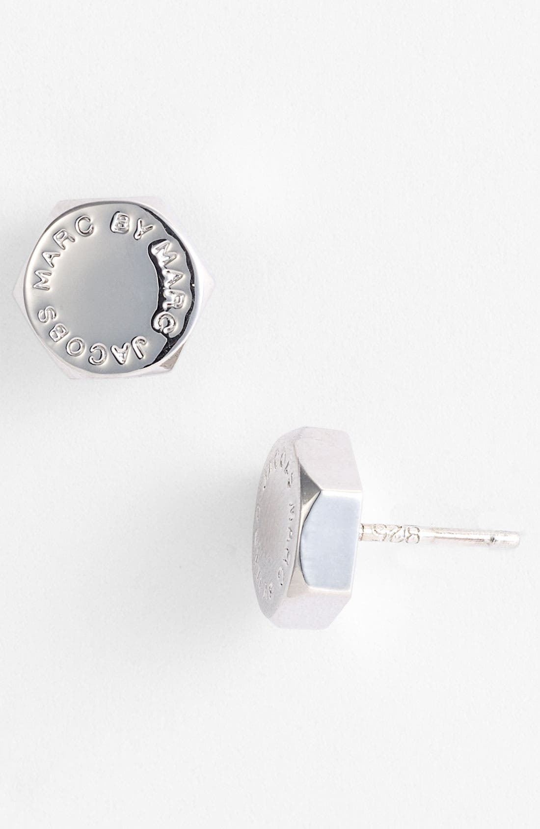 Alternate Image 1 Selected - MARC BY MARC JACOBS Bolt Stud Earrings