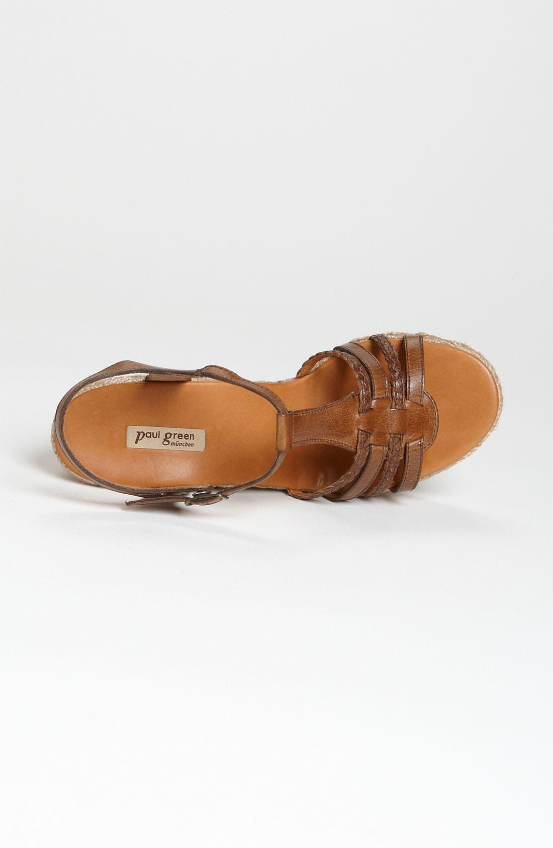 Alternate Image 3  - Paul Green 'Leslie' Sandal