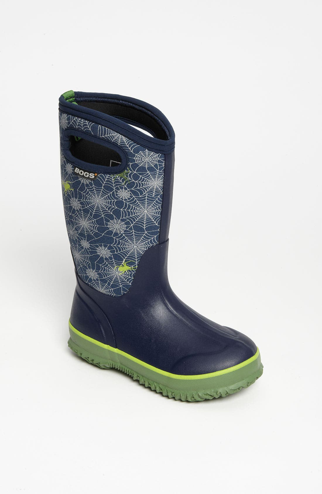 Alternate Image 1 Selected - Bogs 'Classic High - Spider' Waterproof Boot (Toddler, Little Kid & Big Kid)
