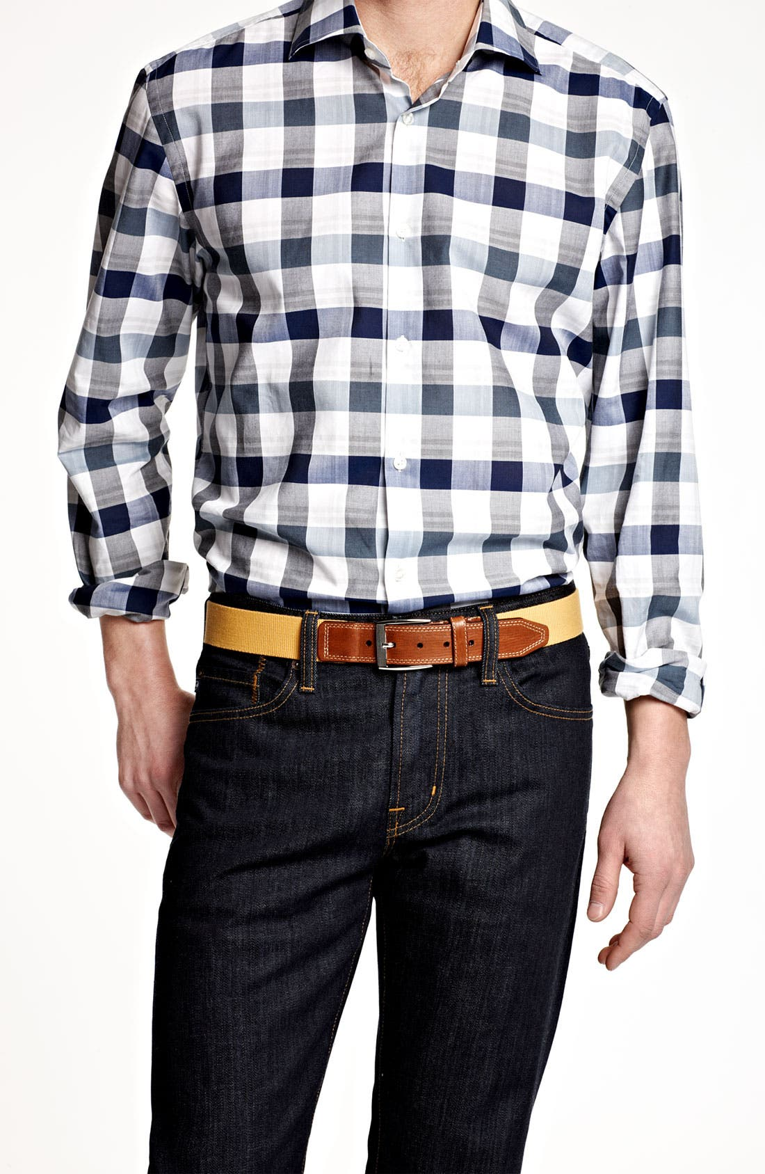 Alternate Image 3  - Martin Dingman 'Yale' Belt