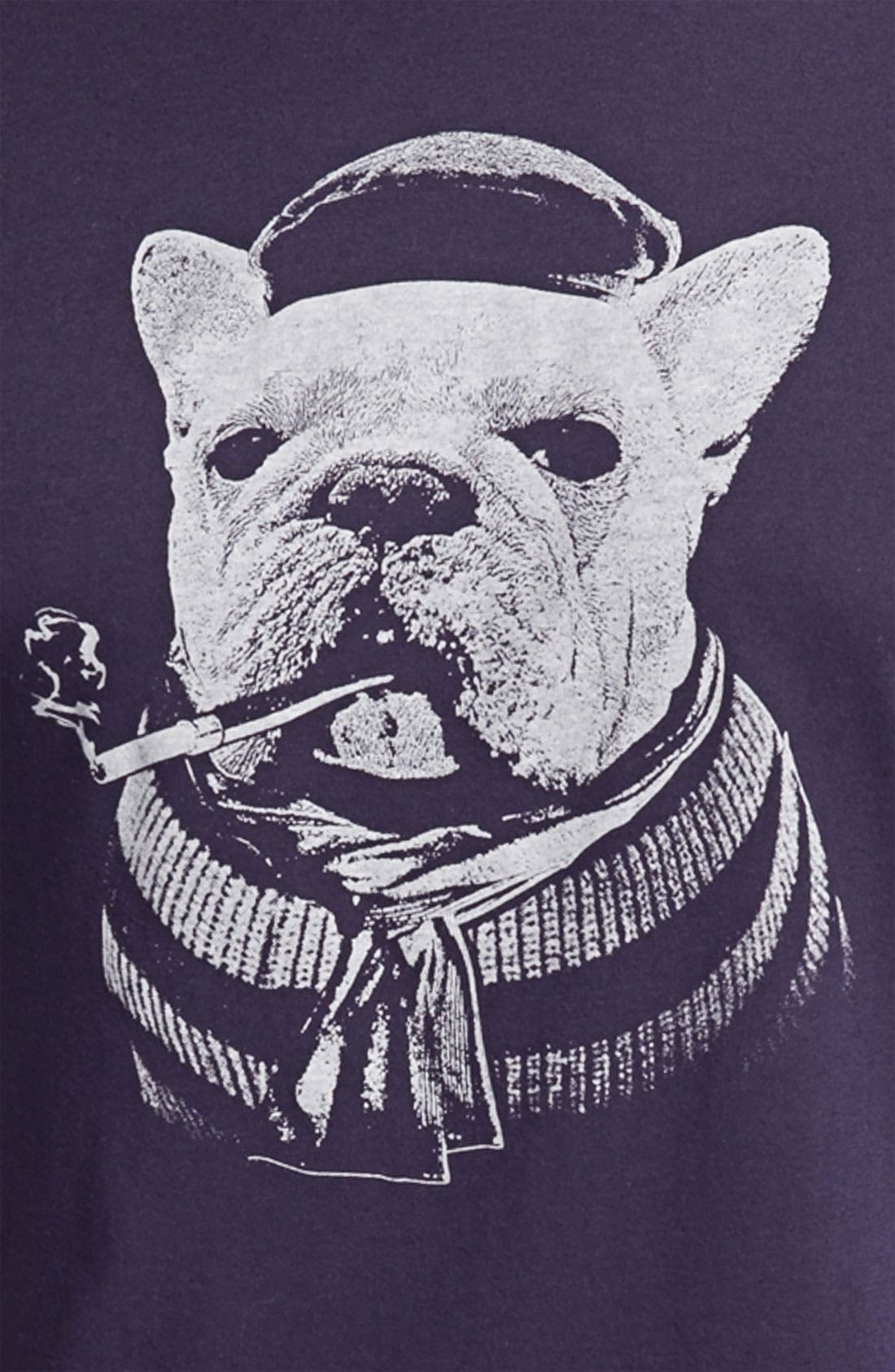 Alternate Image 3  - Headline Shirts 'French Bulldog' T-Shirt