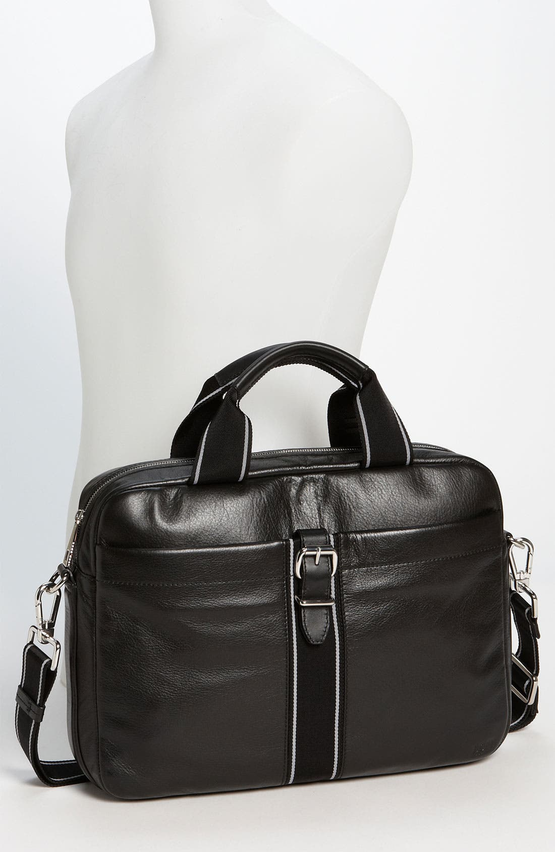 Alternate Image 4  - BOSS HUGO BOSS 'Sakiro' Briefcase Bag