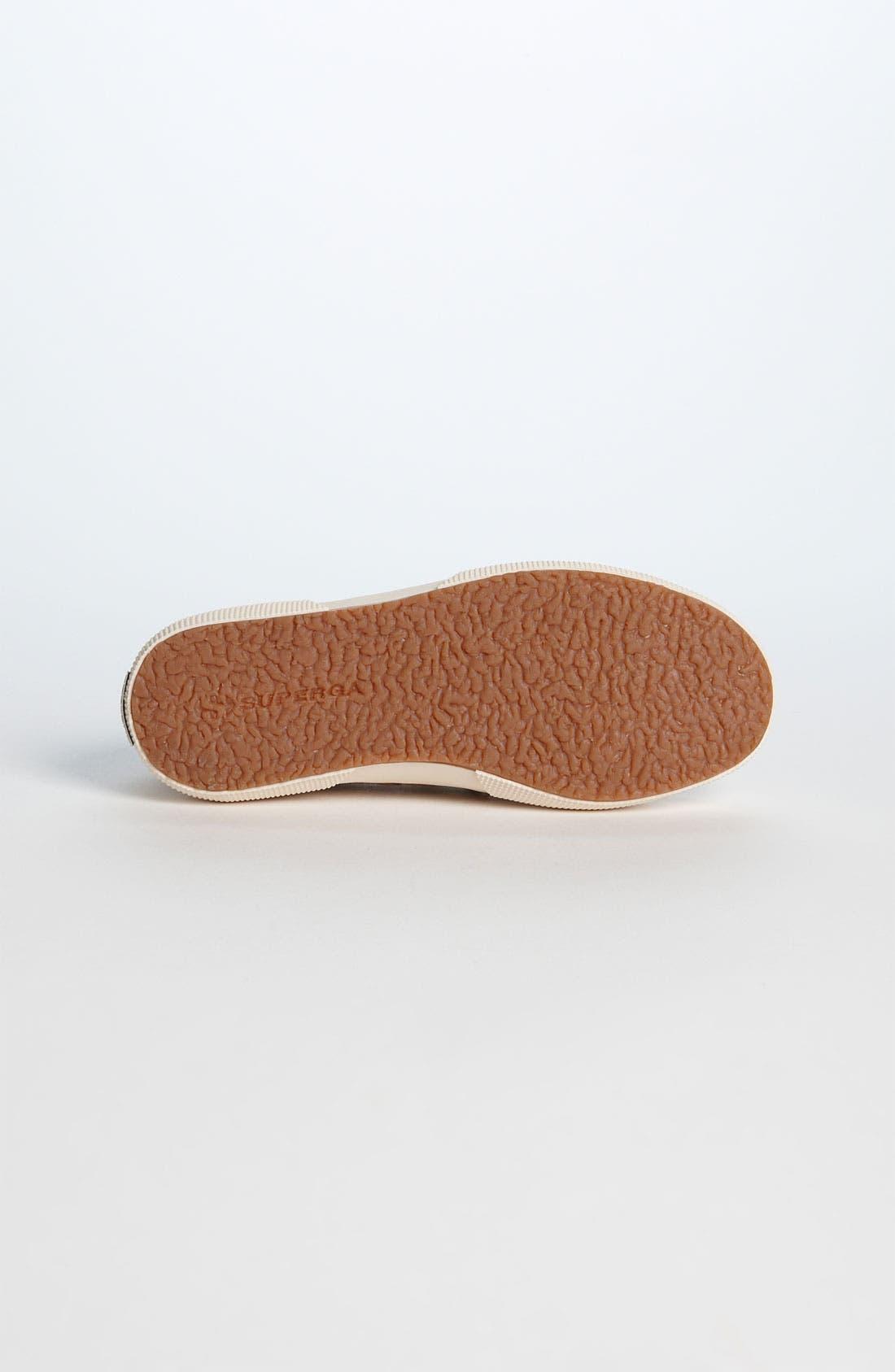 Alternate Image 4  - Superga 'Raffia' Sneaker