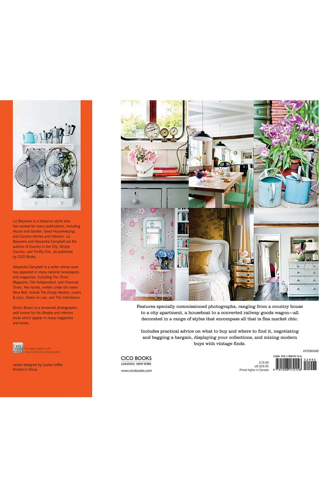 Alternate Image 4  - 'Fleamarket Chic' Interior Design Book