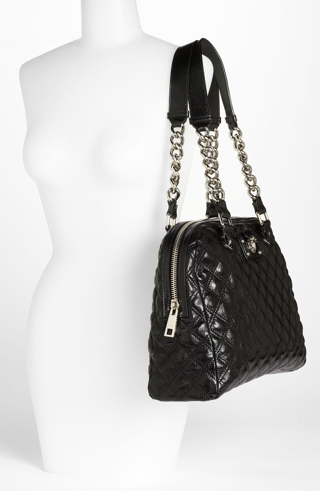 Alternate Image 2  - MARC JACOBS 'Karlie' Leather Shoulder Bag