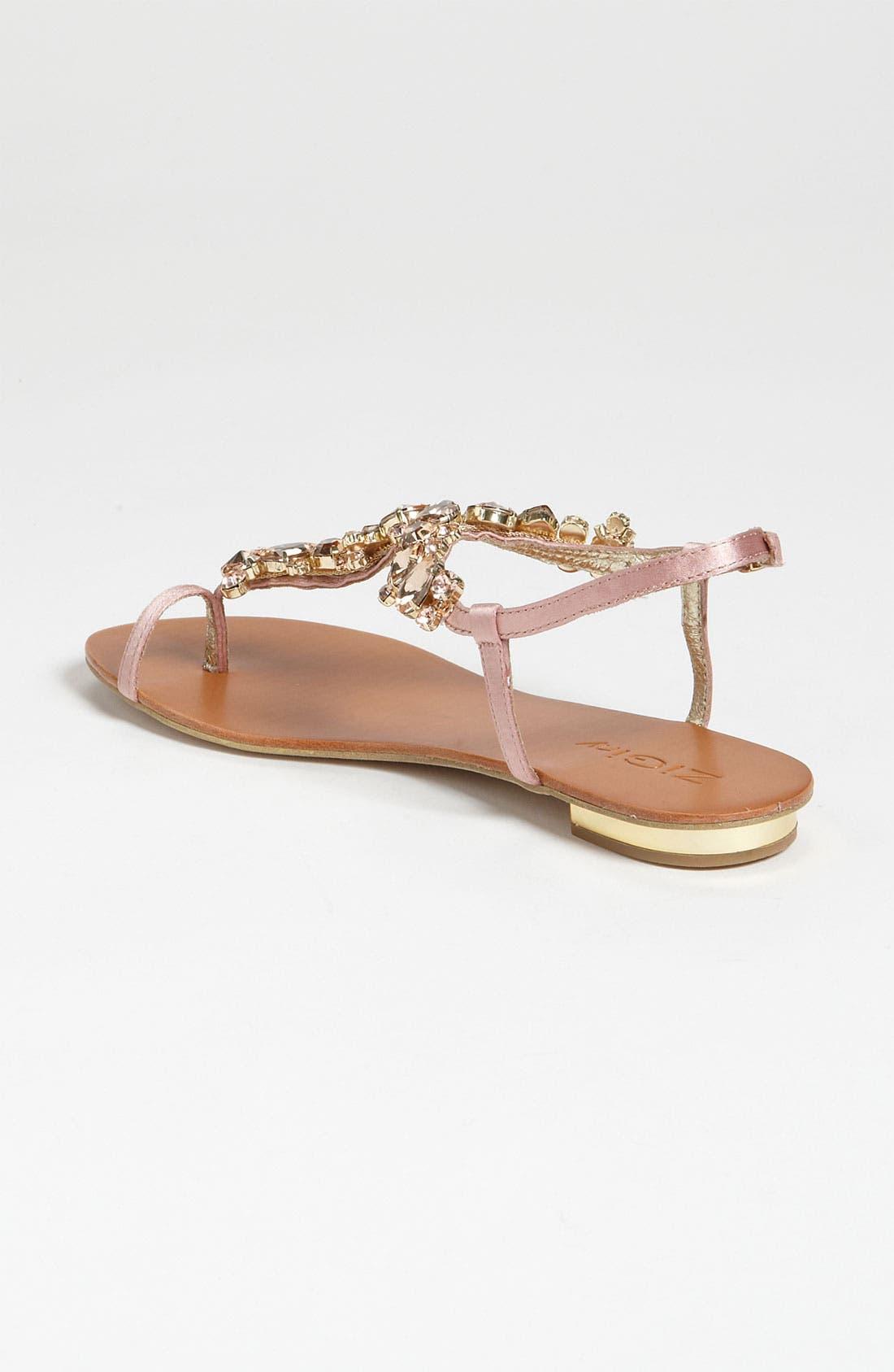 Alternate Image 2  - ZiGi girl 'Lauralee' Sandal