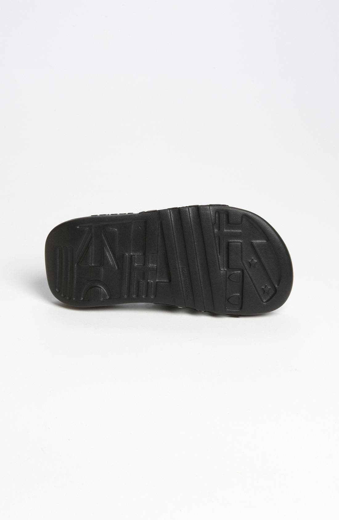 Alternate Image 4  - adidas 'Adissage' Sandal (Toddler, Little Kid & Big Kid)