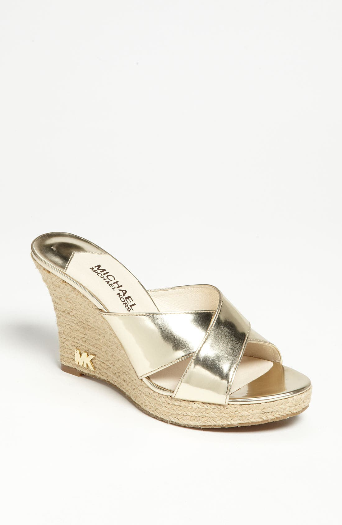 Alternate Image 1 Selected - MICHAEL Michael Kors 'Kami' Mule