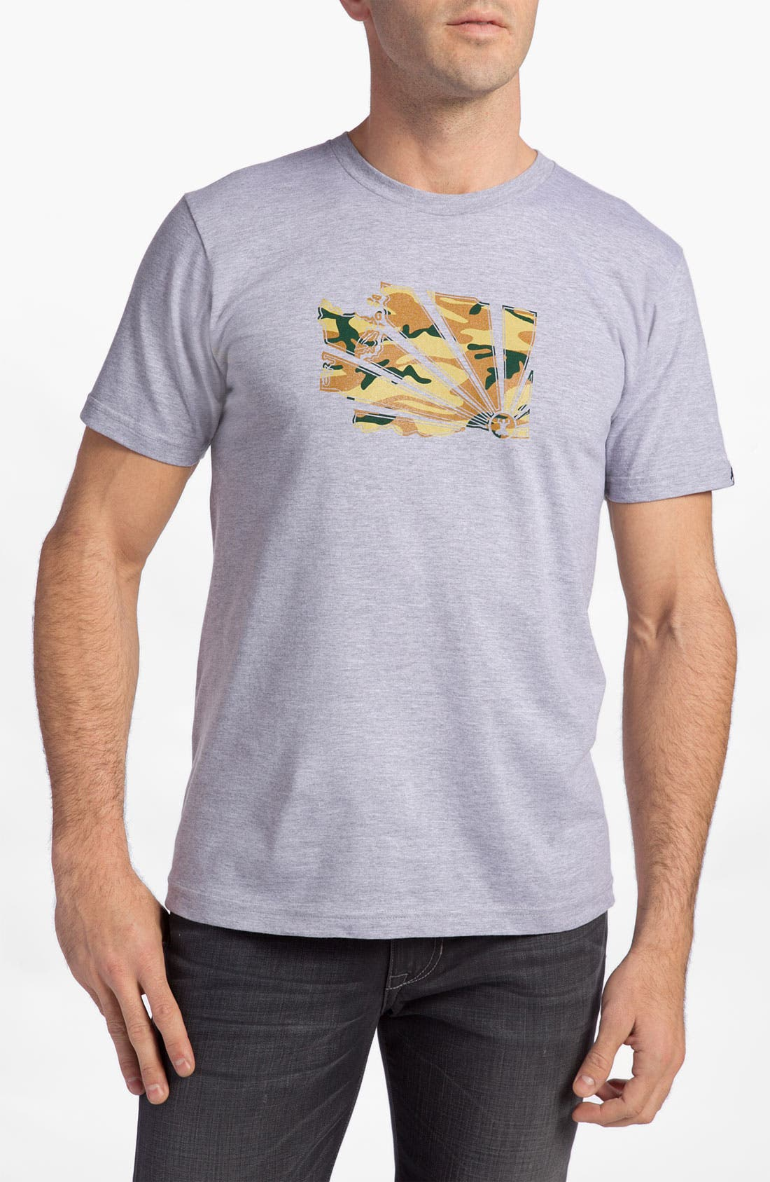 Alternate Image 1 Selected - Casual Industrees Graphic T-Shirt