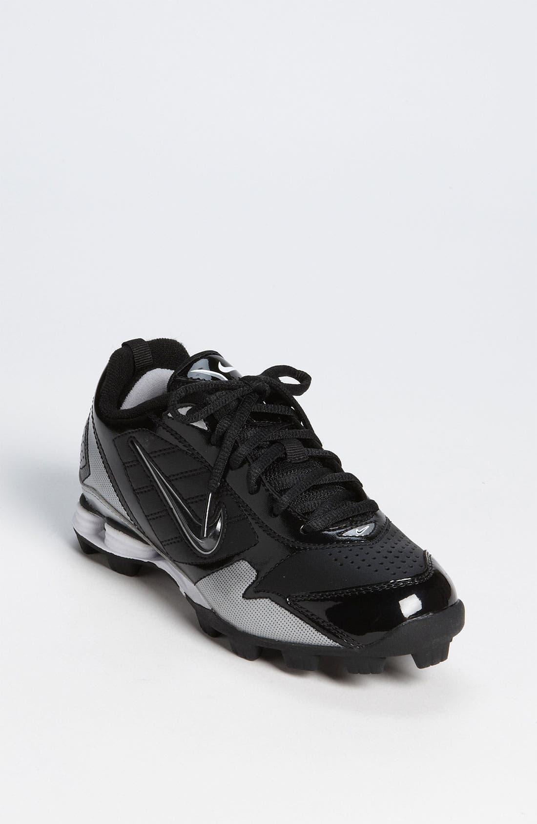 Alternate Image 1 Selected - Nike 'Fuse' Baseball Cleat (Toddler, Little Kid & Big Kid)