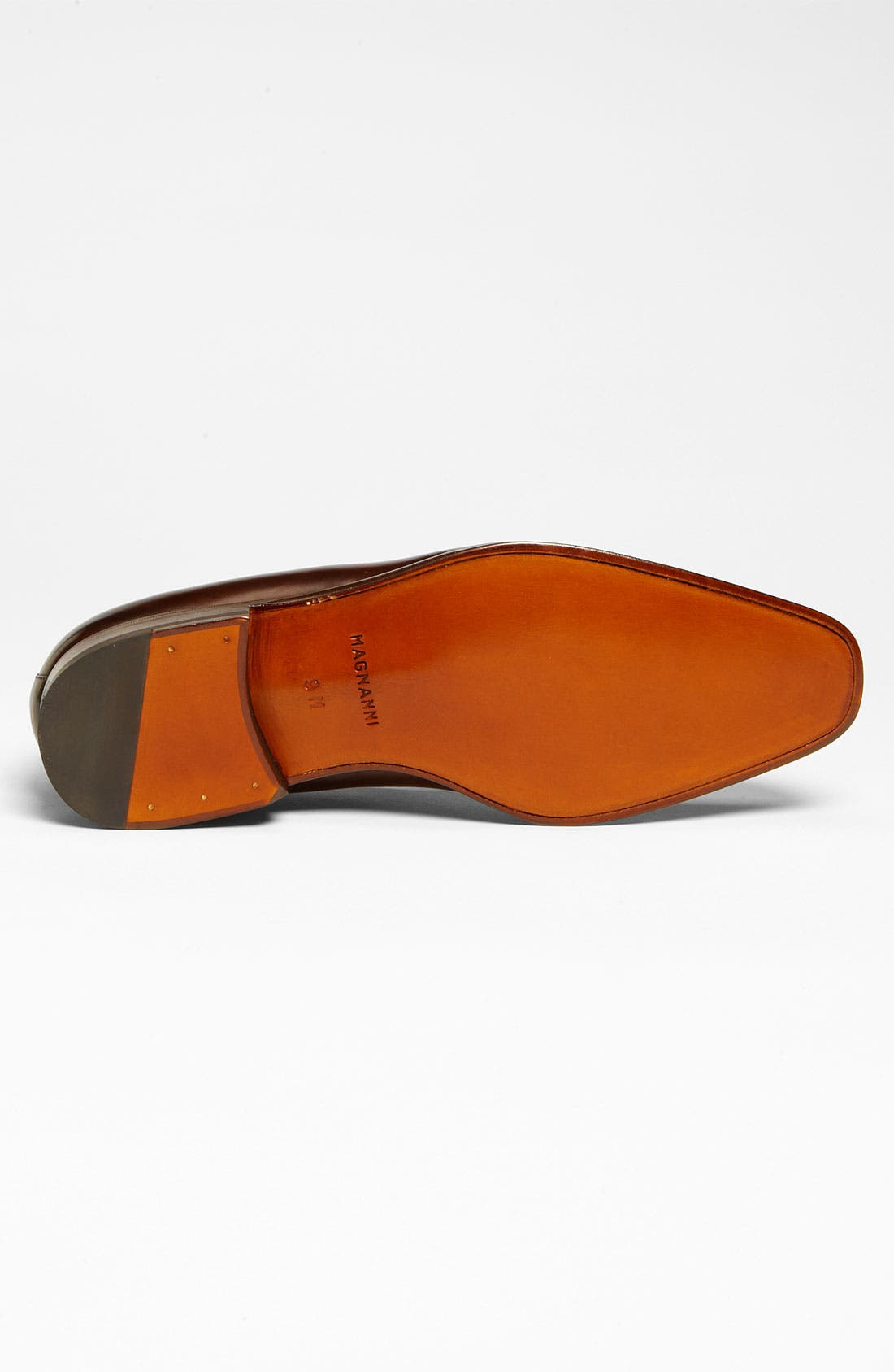 Alternate Image 4  - Magnanni 'Miguel' Slip-On