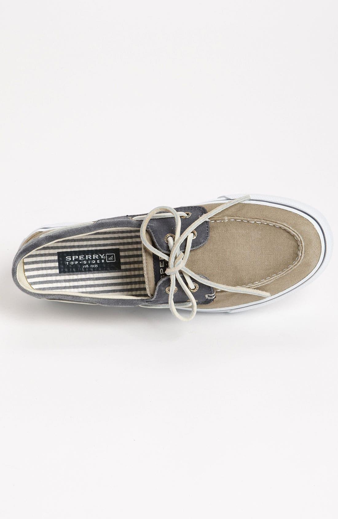 Alternate Image 3  - Sperry Top-Sider® 'Bahama' Boat Shoe