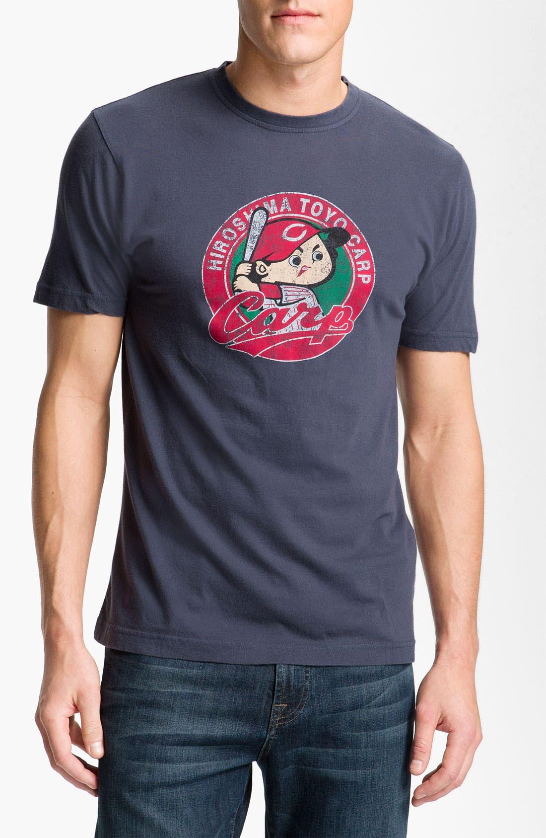 Alternate Image 1 Selected - Red Jacket 'Hiroshima Carps - Brass Tack' T-Shirt (Men)