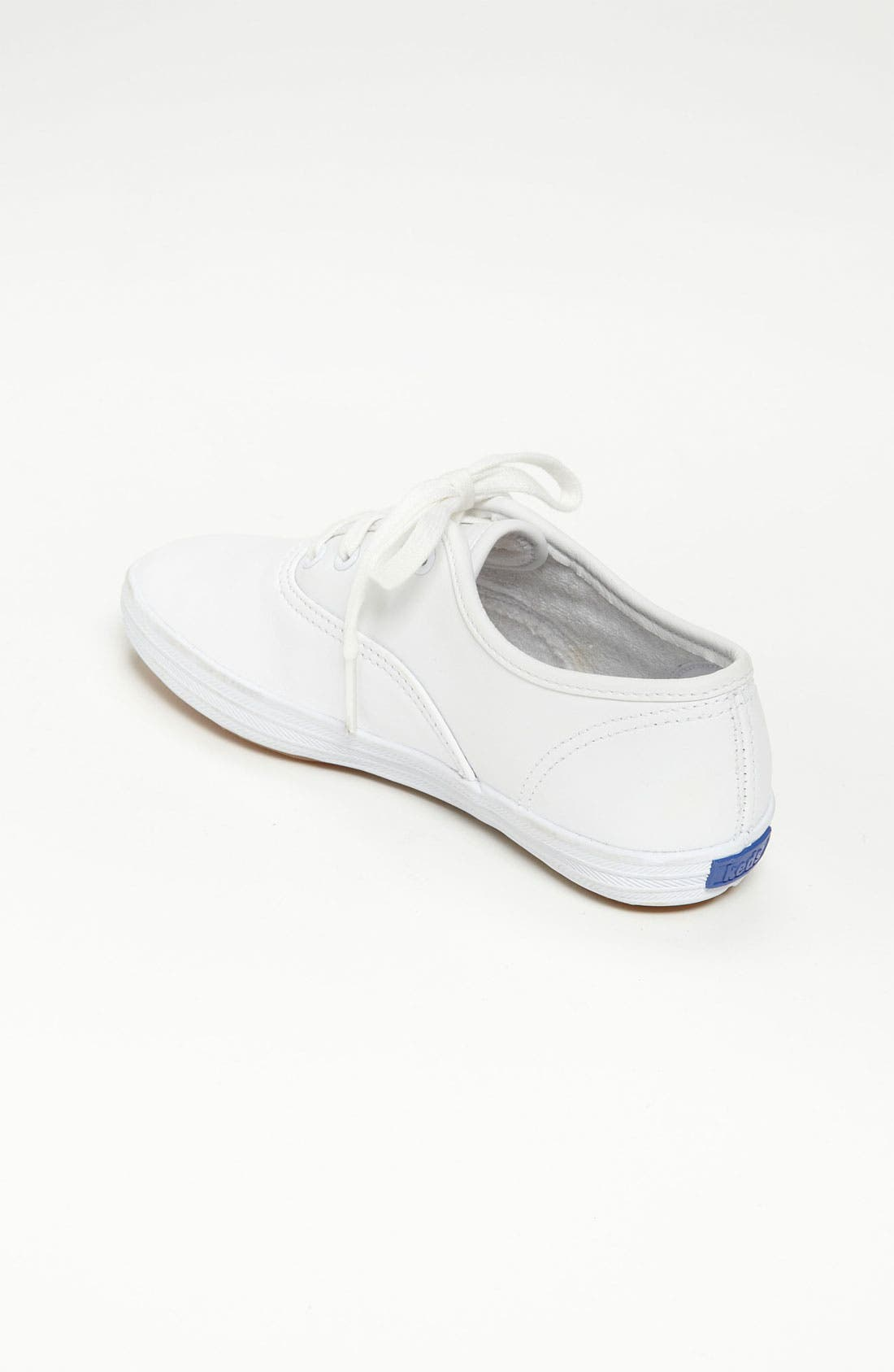 'Champion' Sneaker,                             Alternate thumbnail 2, color,                             White Leather