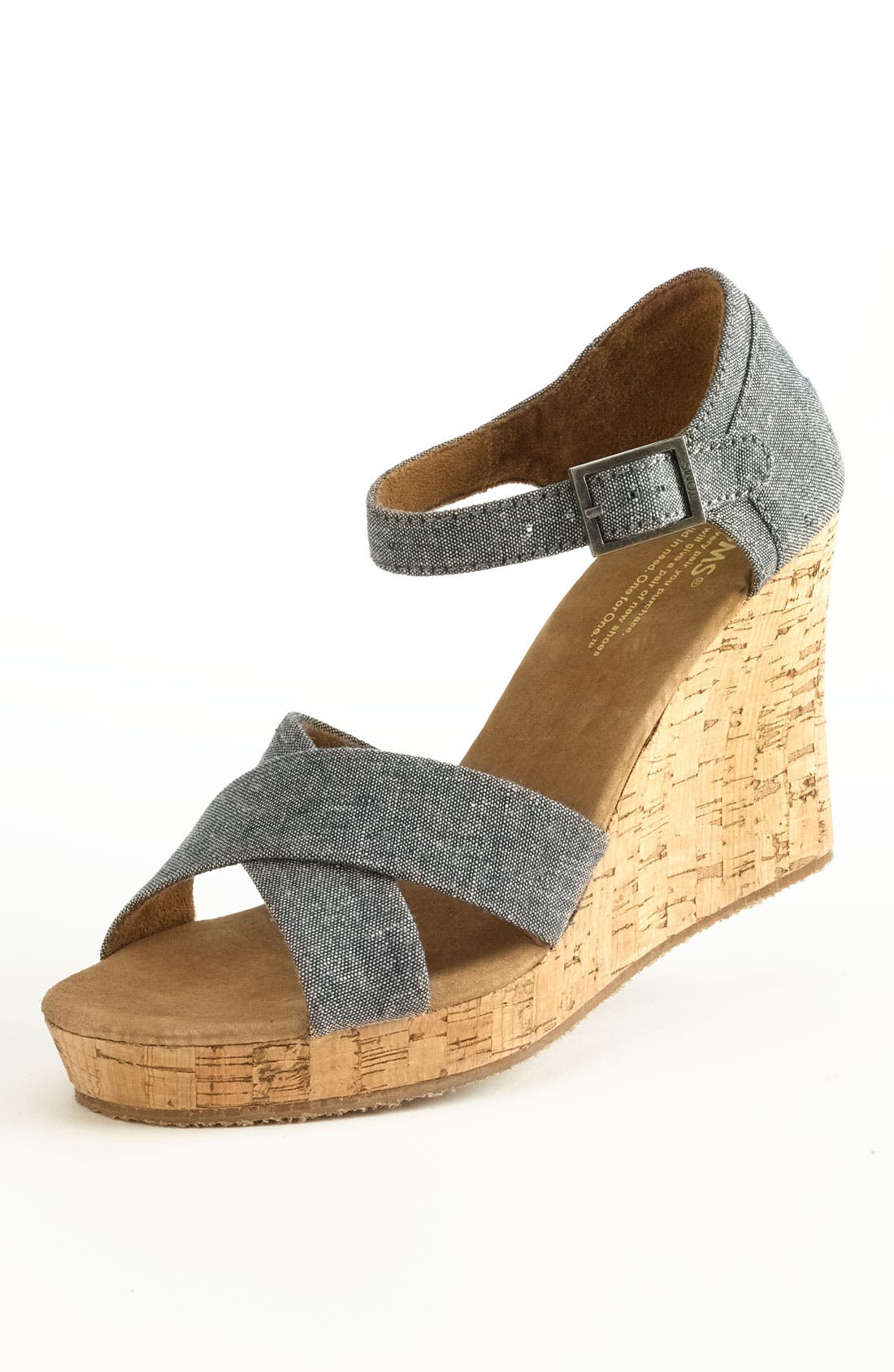 Alternate Image 5  - TOMS 'Sofie' Sandal