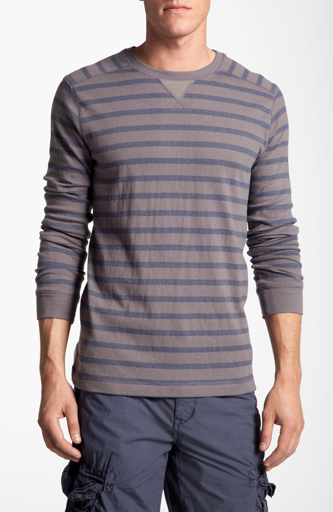 Alternate Image 1 Selected - Quiksilver Knit Crewneck T-Shirt