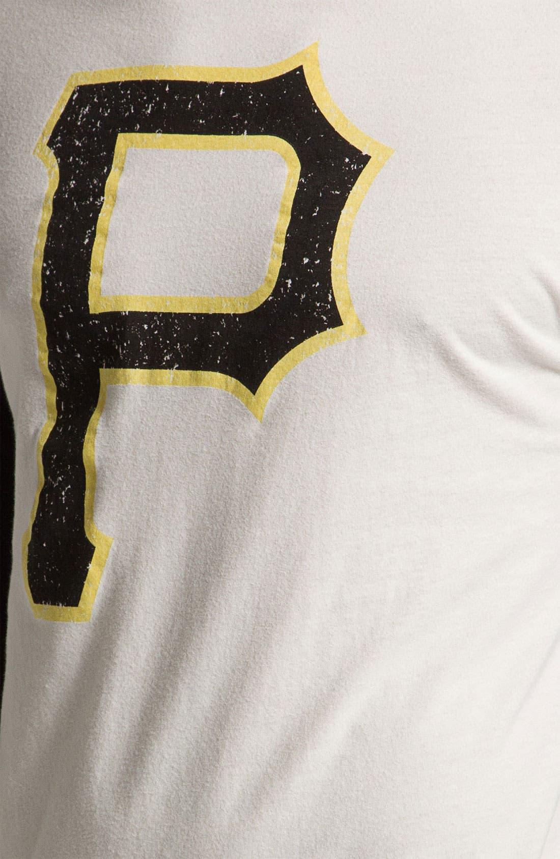 Alternate Image 3  - Wright & Ditson 'Pittsburgh Pirates' Baseball T-Shirt