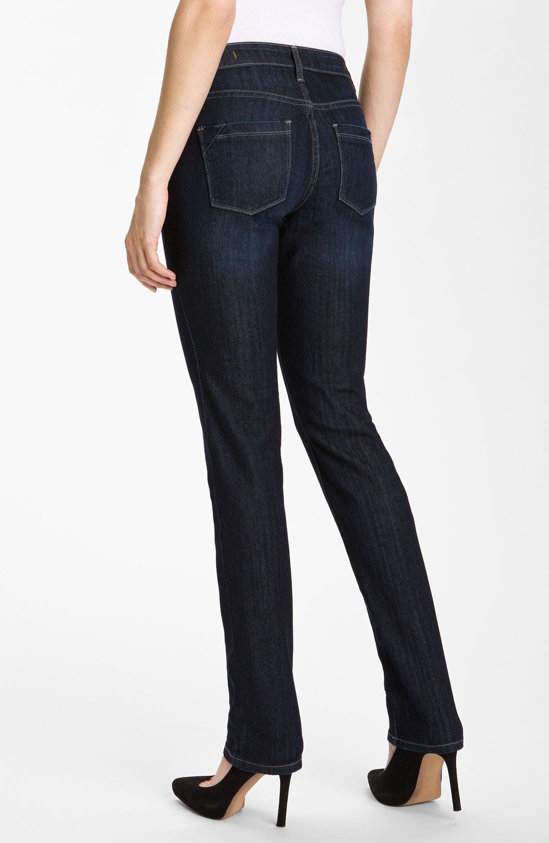 Alternate Image 2  - Jag Jeans 'New Jane' Slim Leg Jeans (Petite)