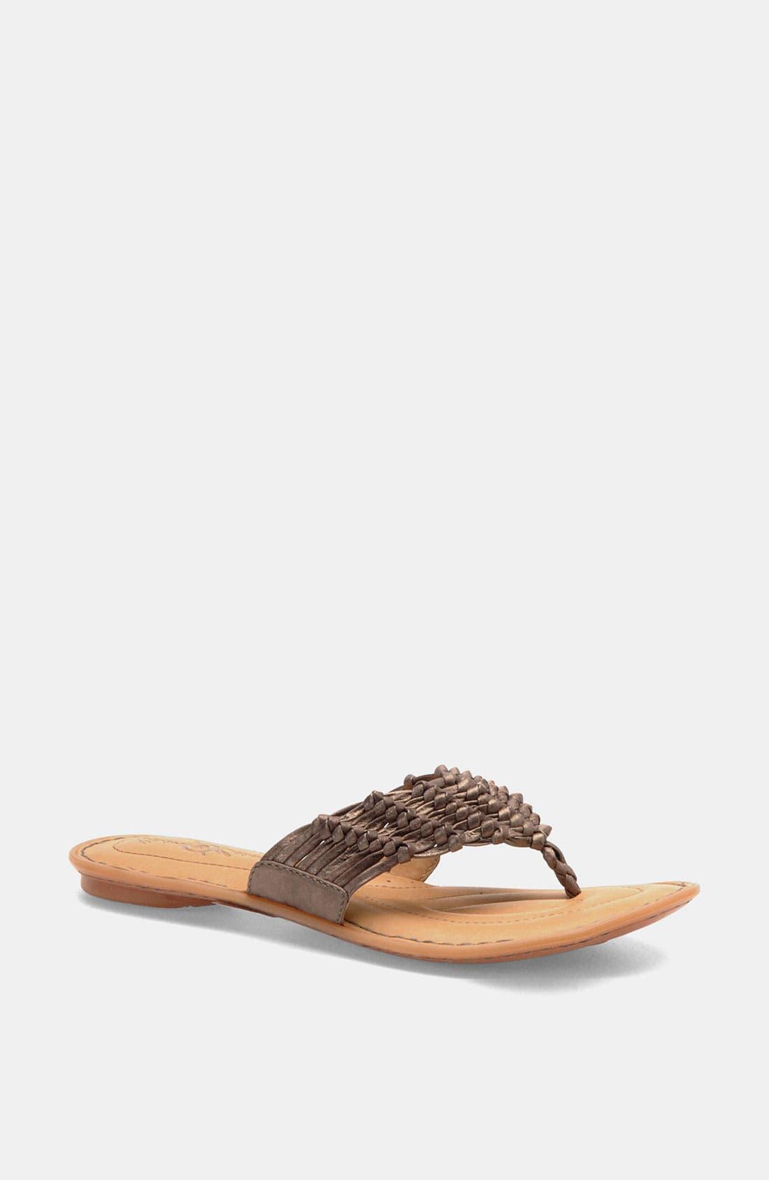 Alternate Image 1 Selected - Børn 'Elyse' Sandal