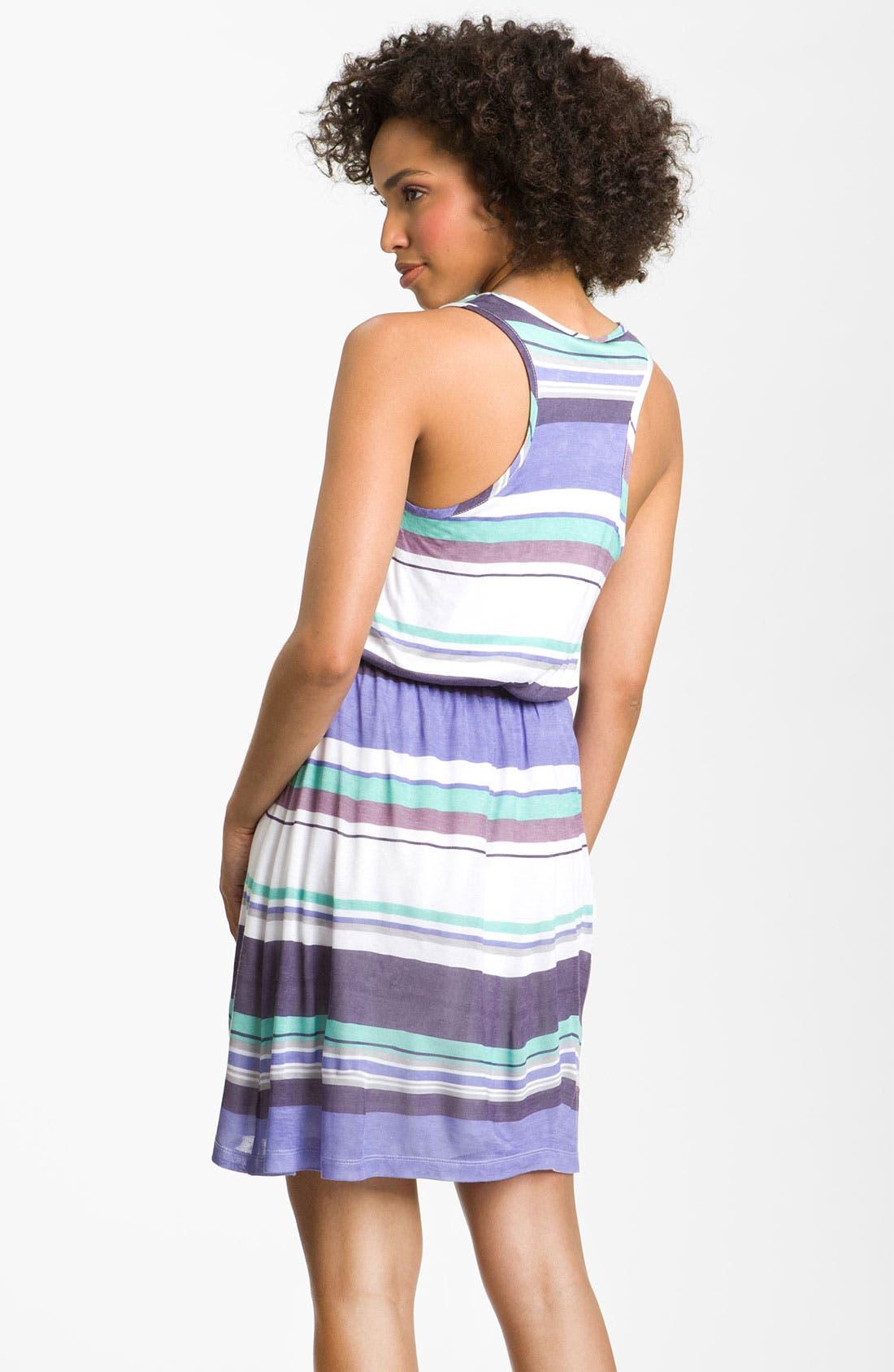Alternate Image 2  - Splendid 'Canyon' Stripe Tank Dress