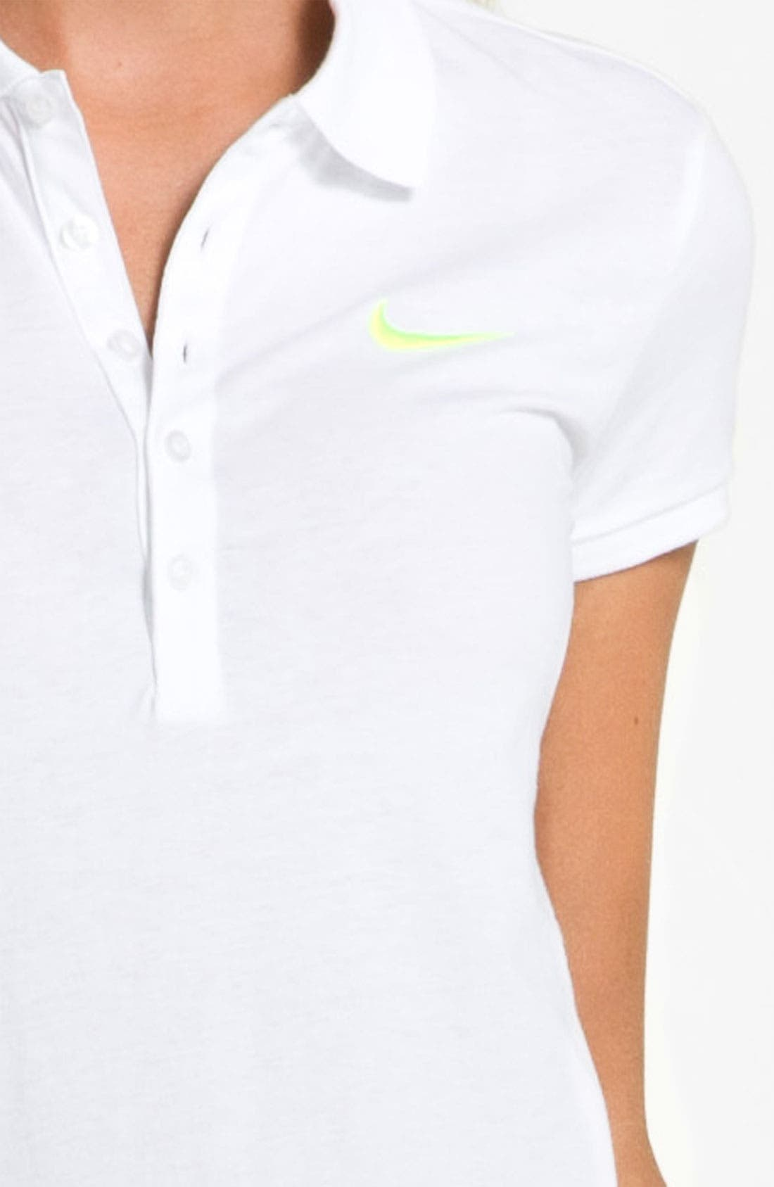 Alternate Image 3  - Nike 'AD' Polo Dress