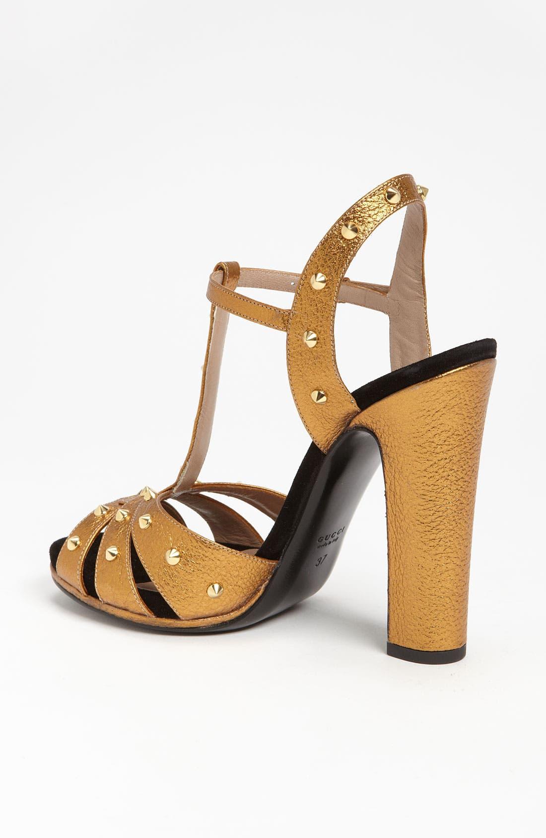 Alternate Image 2  - Gucci 'Jacquelyne' Sandal