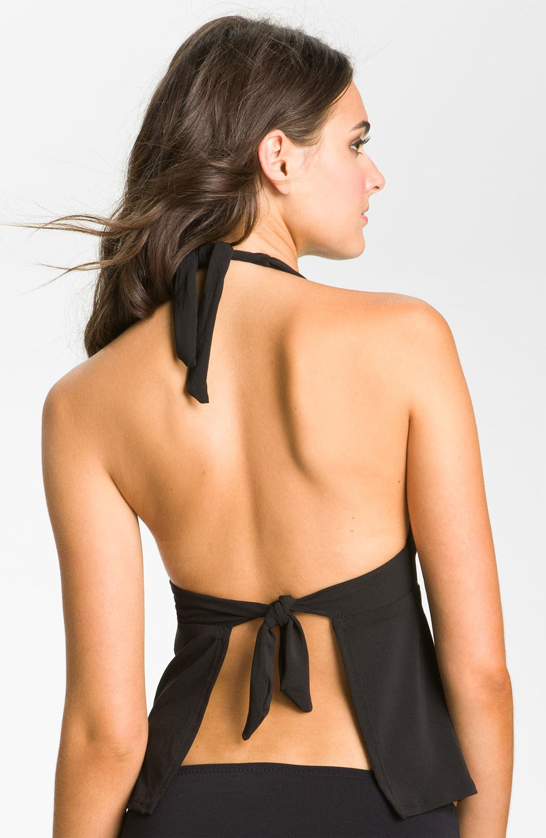 Alternate Image 2  - Robin Piccone Tie Back Tankini Top