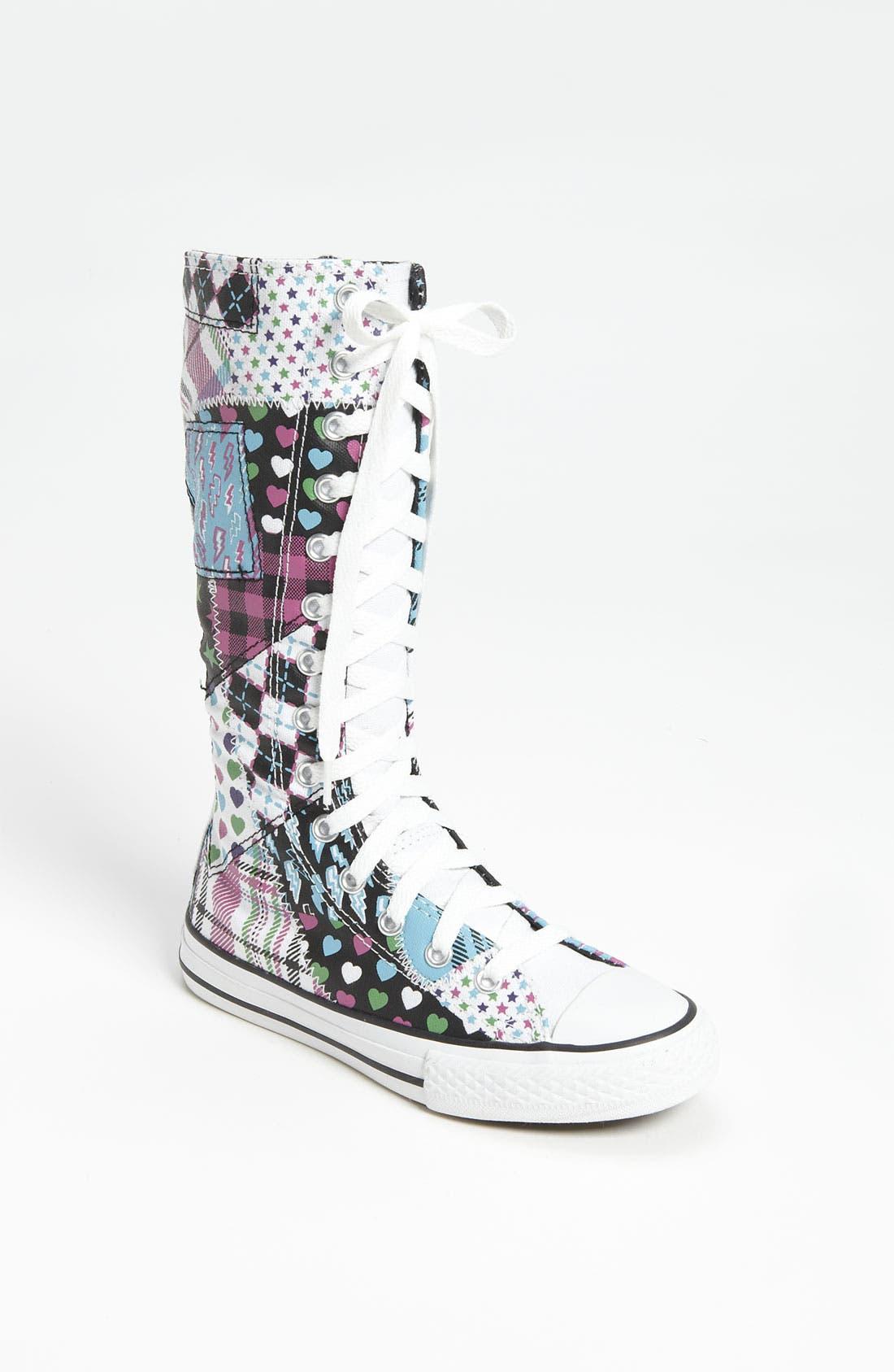 Main Image - Converse 'X-HI' Tall Sneaker (Toddler, Little Kid & Big Kid)